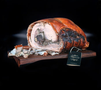 Sliced Porchetta